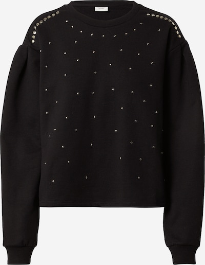 JACQUELINE de YONG Sweatshirt in schwarz, Produktansicht