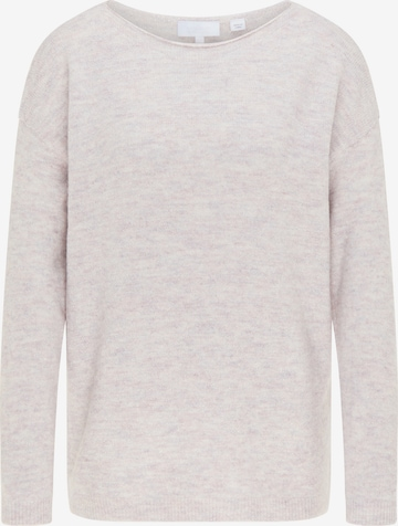 usha WHITE LABEL Oversizegenser i grå