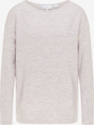 usha WHITE LABEL Pullover in graumeliert, Produktansicht