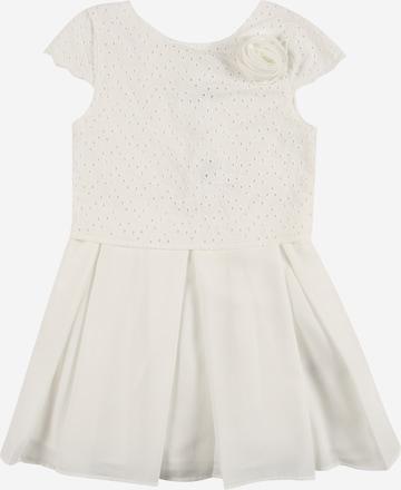 PETIT BATEAU Kleid 'ROBE' in Weiß