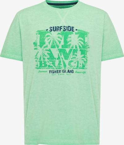 PIONEER Shirt in de kleur Lichtgroen, Productweergave