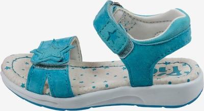 Pio Sandale 'STERNE' in blau, Produktansicht