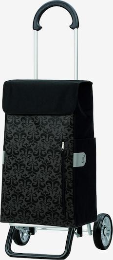 Andersen Shopper Einkaufstrolley 'Scala' in grau / schwarz, Produktansicht