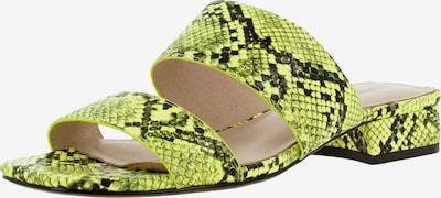 Kendall & Kylie Sandaal 'KAHLIE' in de kleur Neongeel, Productweergave