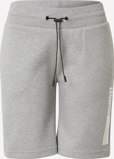 Colmar Trousers in grey mottled / white, Item view