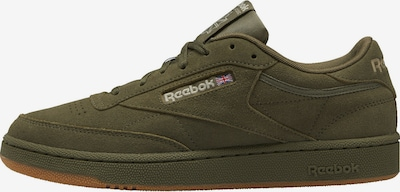 Sneaker low Reebok Classics pe oliv, Vizualizare produs