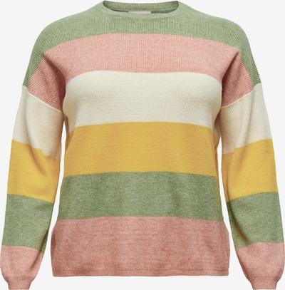 ONLY Carmakoma Trui 'Atija' in de kleur Gemengde kleuren, Productweergave