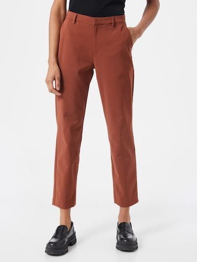 SCOTCH & SODA Kalhoty - hnědá, Model/ka