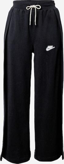Pantaloni Nike Sportswear pe negru, Vizualizare produs