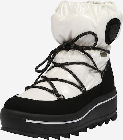 Pajar Canada Stiefel 'TAYA' in schwarz / weiß, Produktansicht