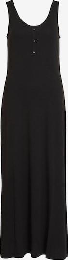 VILA Robe 'VIDELL MAXI S/L DRESS-NOOS' en noir, Vue avec produit