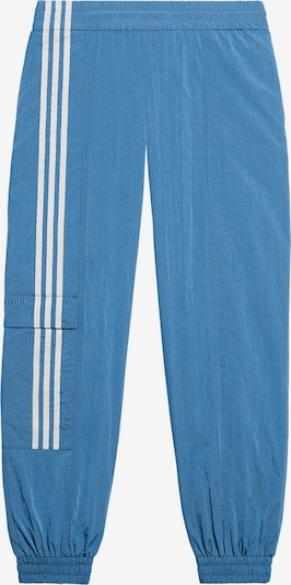 Pantaloni ADIDAS ORIGINALS pe albastru deschis, Vizualizare produs