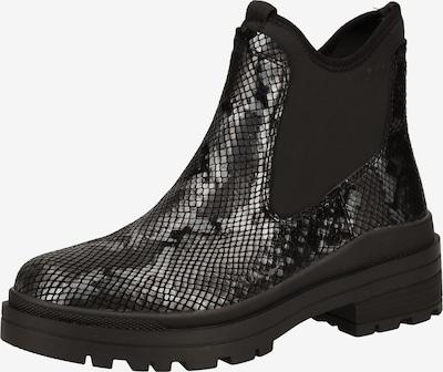 CAPRICE Chelsea boots in de kleur Zwart, Productweergave