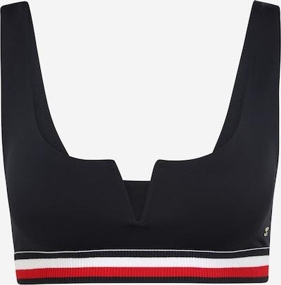 Tommy Hilfiger Underwear Krūšturis tumši zils / sarkans / balts, Preces skats