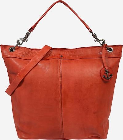 Harbour 2nd Handtasche 'Vicky' in dunkelorange, Produktansicht