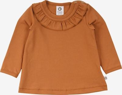 Müsli by GREEN COTTON Shirt 'Cozy Me' in karamell, Produktansicht