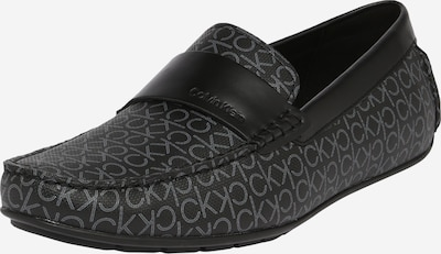 Calvin Klein Mokasíny - šedá / černá, Produkt