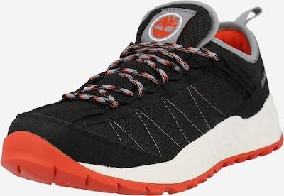 TIMBERLAND Brīvā laika apavi 'Solar Wave' pelēks / gaiši oranžs / melns / balts, Preces skats