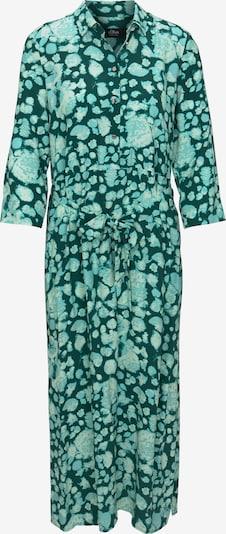 s.Oliver BLACK LABEL Kleid in smaragd / mint, Produktansicht