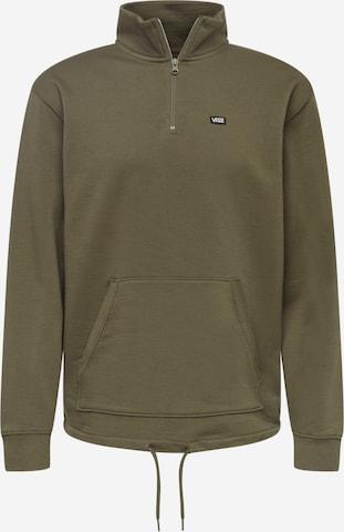 VANS Sweatshirt 'Versa' in Grün