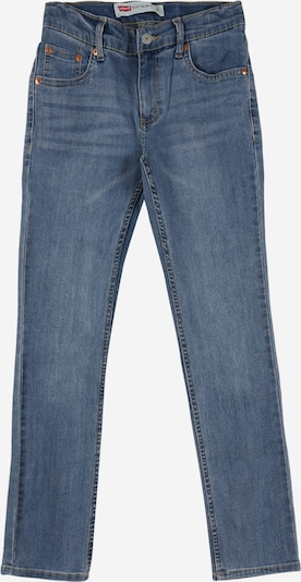 LEVI'S Jeans '512' in blue denim, Produktansicht