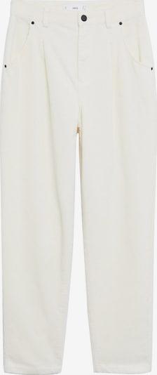 MANGO Pantalon à pince 'Panna' en nude, Vue avec produit