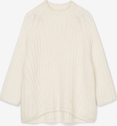 Marc O'Polo Pure Pullover in weiß, Produktansicht