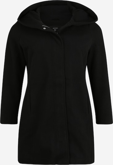 Vero Moda Curve Mantel 'Dafnedora' in schwarz, Produktansicht
