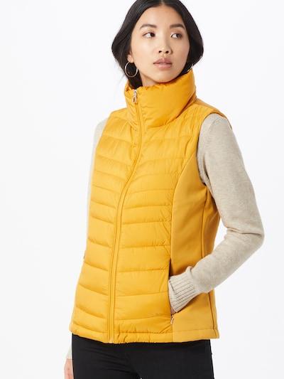 s.Oliver Weste in gelb, Modelansicht