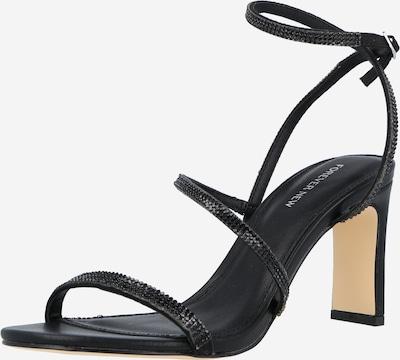Forever New Riemensandalen 'Melissa' in schwarz, Produktansicht