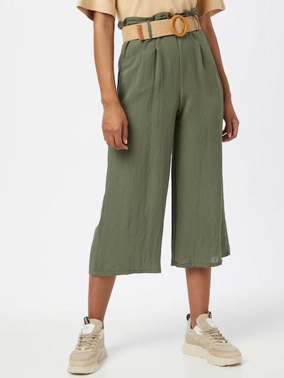 ZABAIONE Hose 'Mia' in khaki, Modelansicht