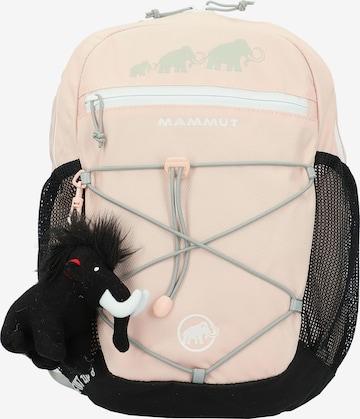 MAMMUT Sports Backpack in Beige