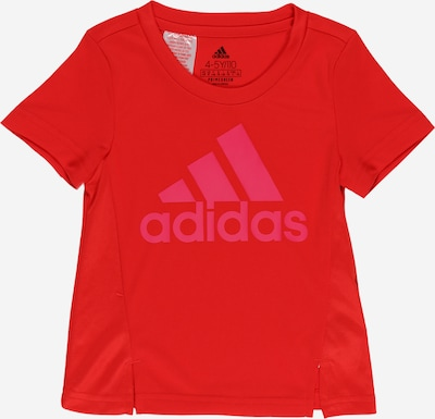 ADIDAS PERFORMANCE Sportshirt in pink / feuerrot, Produktansicht