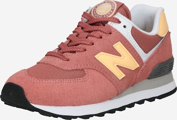 new balance Sneakers 'WL 574' in Red