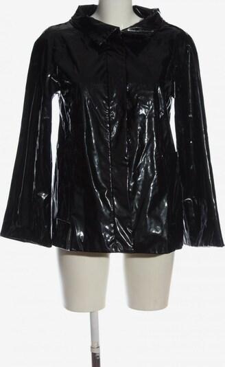 ZARA Regenmantel in M in schwarz, Produktansicht