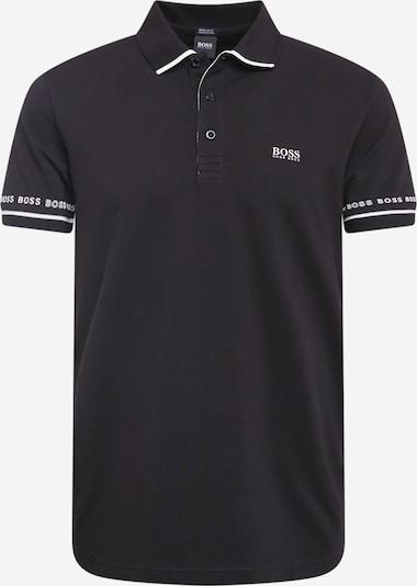BOSS ATHLEISURE Bluser & t-shirts 'Paddy 1' i sort / hvid, Produktvisning