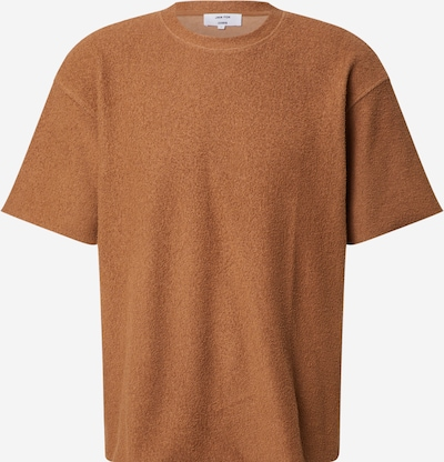DAN FOX APPAREL T-Shirt 'Arjen' en marron, Vue avec produit