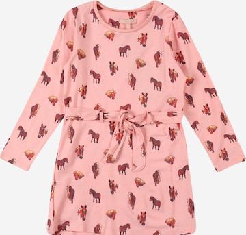LEMON BERET Dress in Pink