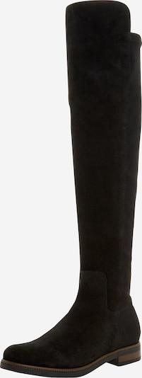 Dune LONDON Stiefel 'TROPIC' in schwarz, Produktansicht