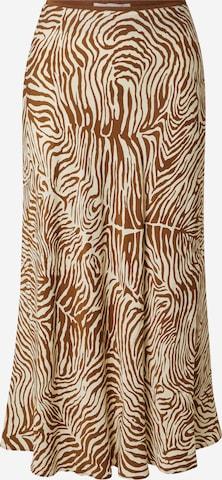 Samsoe Samsoe Skirt 'Alsop' in Brown
