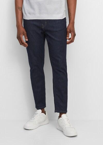 Marc O'Polo Jeans in de kleur Donkerblauw, Modelweergave