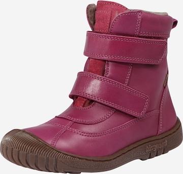 BISGAARD Stiefel 'Ellis' in Pink