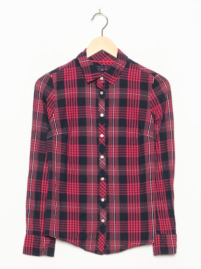 TOMMY HILFIGER Hemd in XS in himbeer, Produktansicht