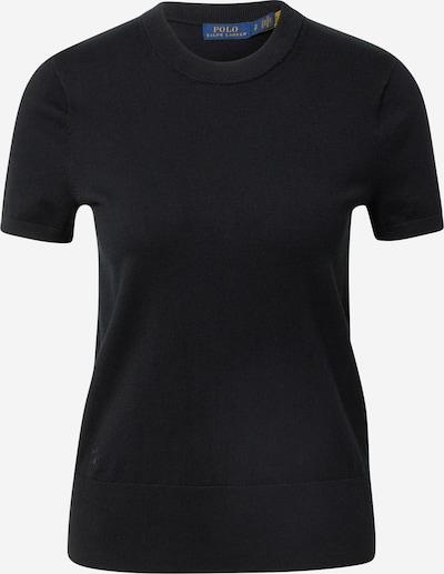 POLO RALPH LAUREN Pulover | črna barva, Prikaz izdelka