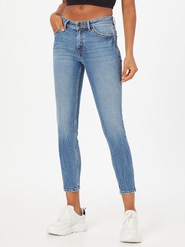 Jeans 'COO MR' de la ESPRIT pe albastru