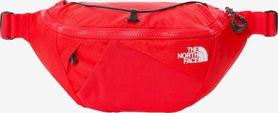 THE NORTH FACE Спортна чанта за кръста 'Lumbnical' в червено / бяло, Преглед на продукта