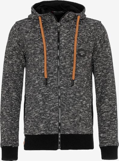 CIPO & BAXX Sweatjacke in schwarz, Produktansicht