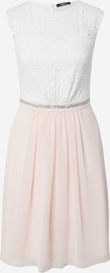 SWING Cocktailkleid in rosa / weiß, Produktansicht