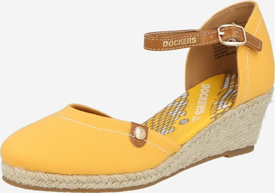Dockers by Gerli Sandal in Yellow, Item view