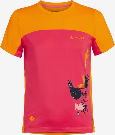 VAUDE Shirt in Orange / Pink / Dusky pink / Black, Item view
